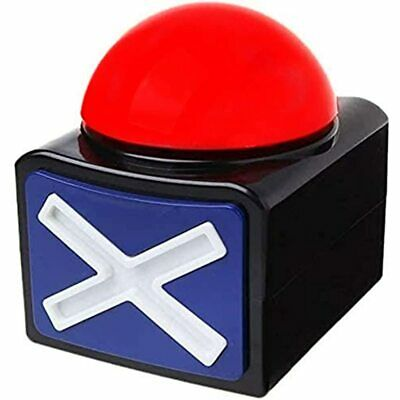 Ribosy Game Answer Buzzer - With Lights And Sound Trivia Quiz Got Talent Buttons