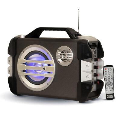 Acoustic Audio by Goldwood BB65GS Rechargeable Battery Power