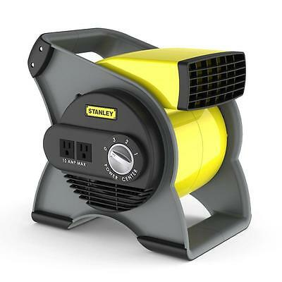 Stanley Multi Purpose Pivoting Blower Fan, 3-Speed - 655704 New