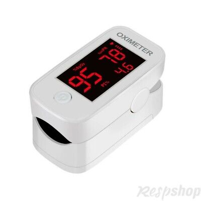 Medical Fingertip Pulse Oximeter With Led Display Ym101
