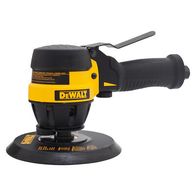 DeWalt DWMT70780 11000 RPM Dual Action Keyless Pneumatic Orbital Air Sander New