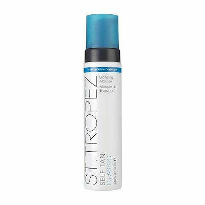 St. Tropez Self Tan Classic Sunless Tanning Bronzing Mousse, 8 oz
