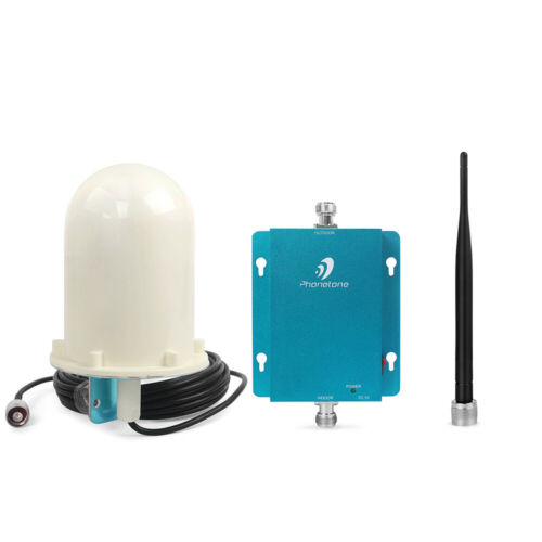 850MHz AT&T Verizon  2G 3G 4G Cell Phone Signal Booster Repe