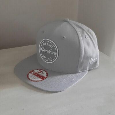1992180129a9b8 New York Yankees New Era MLB Est. 1905 9FIFTY Hat - Size Small/Medium