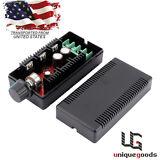 12V 24V 48V DC Motor Speed Controller HHO PWM RC Control Regulator 40A MAX