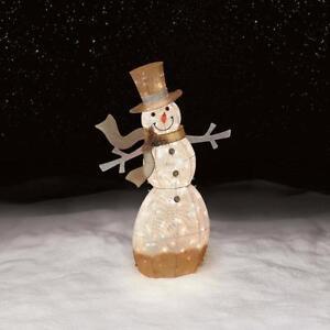 Jaclyn Smith Christmas Snowman 52\ Outdoor Snowman: Current (1991-Now) | eBay