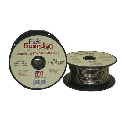 Field Guardian 16 Ga Aluminum Wire 164 Electric Fence Af16164 814421011701