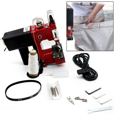 Industry Electric Bag Sewing Machine Sealing Upgrade Sack Stitching Closer