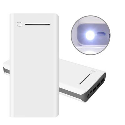 New 100000mAh 3 USB External LED Power Bank Battery Charger Pack For Cell Phone