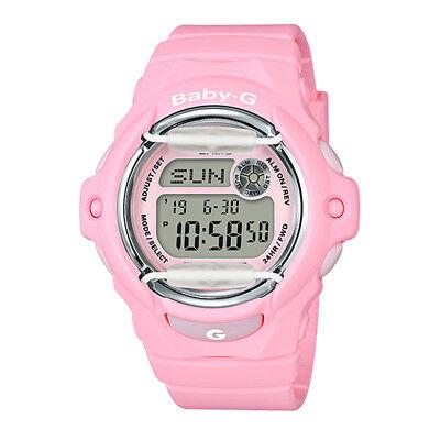-NEW- Casio Baby-G Pink Watch BG169R-4C