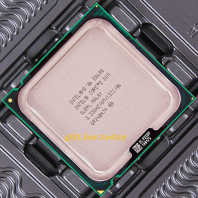 Original Intel Core 2 Duo E8600 3.33 GHz Dual-Core (BX80570E8600) Processor CPU