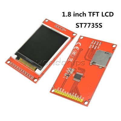 1.8 Inch Tft St7735s Lcd Display Module128x160 51avrstm32arm For Arduino