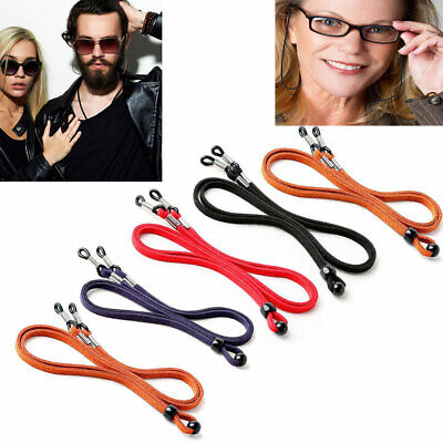 5X Adjustable Sunglasses Neck Cord Strap Eyeglass Glasses String Lanyard (Sunglasses Lanyard Cord)