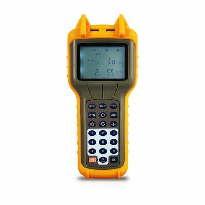 Ry S110 Catv Cable Tv Handle Signal Level Meter Db Best Tester 47-870mhz