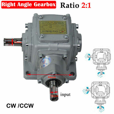 3 Flanges Universal Mounting 2:1 ratio.33 Hp at 1750rpm 5//8 Shaft Diameter Single Output Shaft Andantex R3203-2 Anglgear Right Angle Bevel Gear Drive Inch 5//8 Shaft Diameter