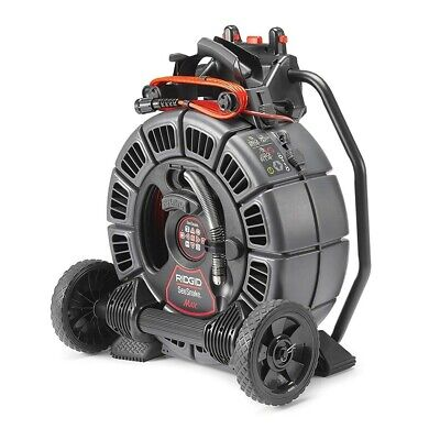 Ridgid 42348 Seesnake Max Rm200a D2a Drum Self-leveling Video Inspection New