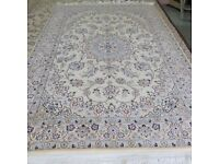 Persian carpet rug nain