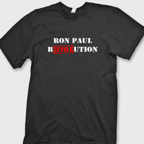 Ron Paul Election Revolution Funny T Shirt President Usa