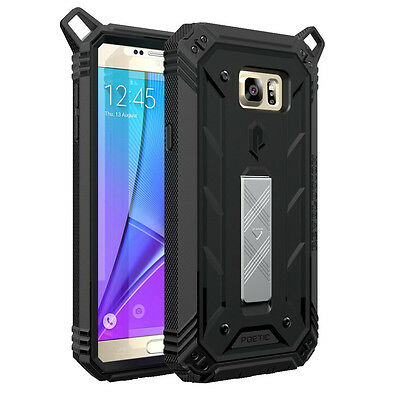 POETIC Revolution Premium Rugged Protective Case for Samsung Galaxy Note 5 2015