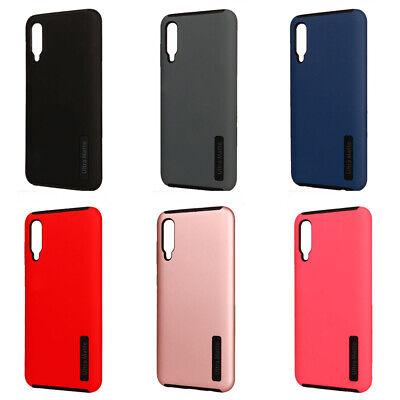 Galaxy Wholesale (Lot/6 Ultra Matte Hybrid Case For Samsung Galaxy A50)