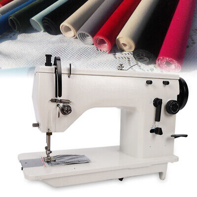 Industrial Sewing Machine Heavy Duty Straightcurved Seam Embroidered 2000rpm