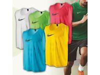 Nike Training Bibs - 1 x set (WHITE - Numbered 2-11)