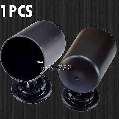 "Black 2"" 52mm UNIVERSAL SINGLE HOLE DASH CAR GAUGE POD MOUNT HOLDER ABS US Stock"