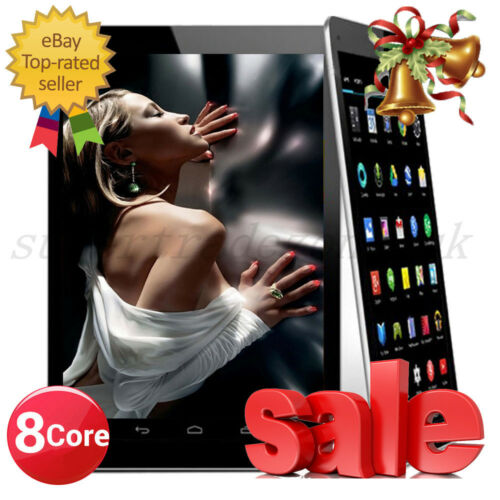 "10.1""Inch Google Android 5 Lollipop Tablet PC Quad Core Allwinner Wifi Bluetooth"