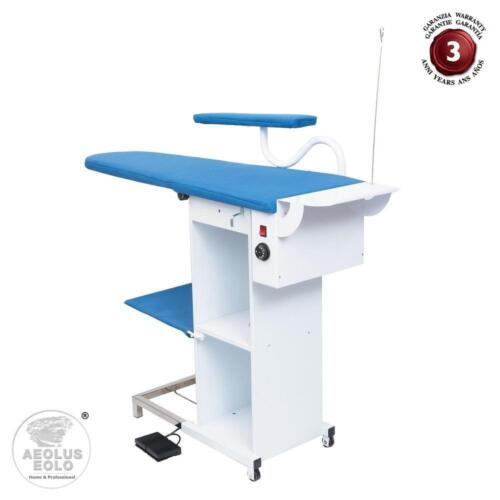 AEOLUS Professional Ironing Board with Storage Vacuum Blowing Heated Sleeve TS05