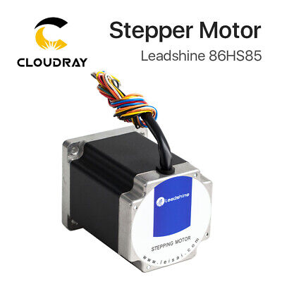 Leadshine Stepper Motor 86hs85 Nema34 6.8a 8.5 N.m 2 Phase Hybrid Step Motor