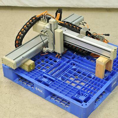 Adept 90400-0080 80cm 3 Axis Xyz Robot Module With Hirata Hmw-s350h-200