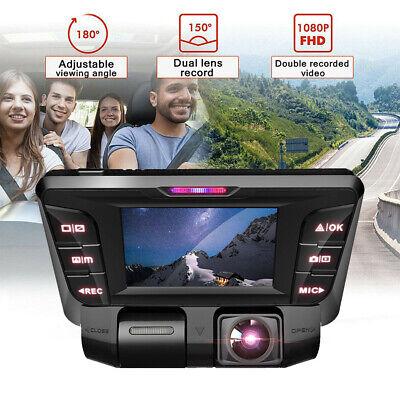 2.7inch Wifi Hidden Night Vision Dual Lens HD 4K Car Dash Cam Recorder For Taxi