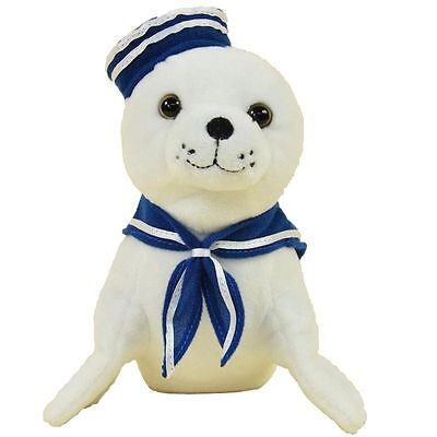 Laber Sprechender Matrose Seehund MOIN MOIN Chatter Seal  nachplappert Neu OVP