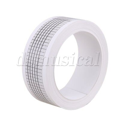 10m White DIY Song 15 Note Blank Paper Tapes for Hand Crank Music Box](Musical Note Paper)