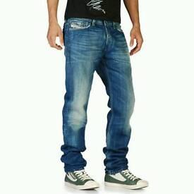 Diesel Jeans (30W, 34L) RRP £180