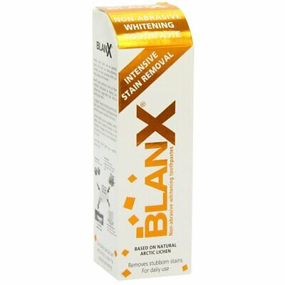 Intense Stain Removal (2X BlanX intensive stain removal 75 ml )