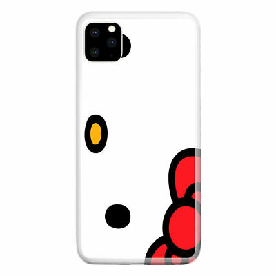 For iPhone 11 / 11 Pro / 11 Pro Max Case Cover Hello Kitty Face Horiz