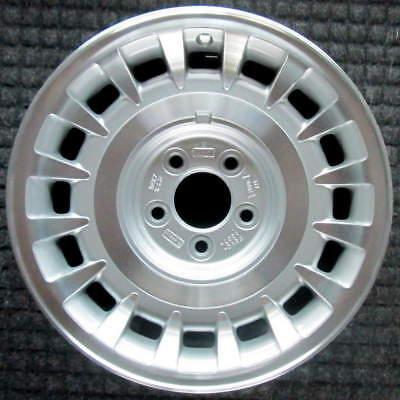 Lincoln Town Car  Machined 16 inch OEM Wheel  1998-2002 F8VZ1007CA 98-00 1W1Z100 ()