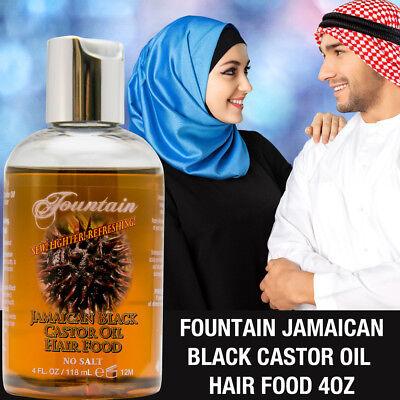 Jamaican black castor oil hair food with peppermint for hair