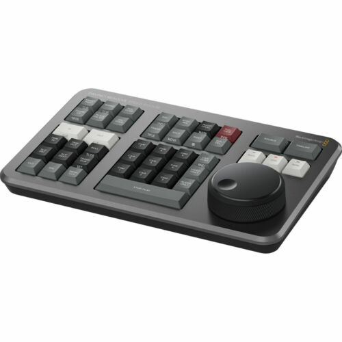 Blackmagic Design DaVinci Resolve Speed Editor (SEALED) (BM-DV/RES/BBPNLMLEKA)