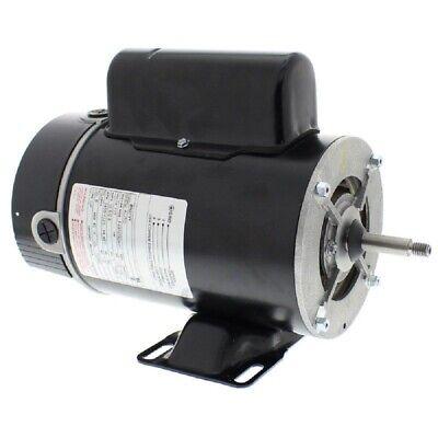 A.O. Smith BN37V1 1HP 2 Speed 115V Thru-Bolt Motor for Pool or Spa