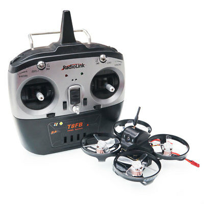ARRIS X90 90MM Quad Tiny Whoop Micro Brushless FPV Racing Drone RTF + Remote