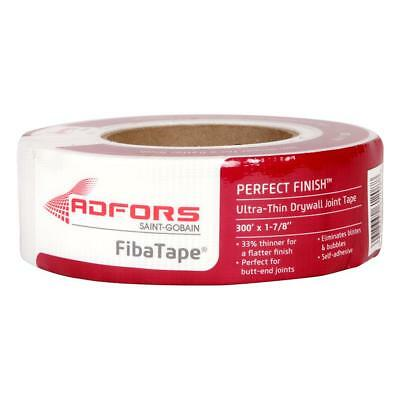 Fibatape Perfect Finish 300 Ft. Ultra Thin Self-adhesive Mesh Drywall Joint Tape