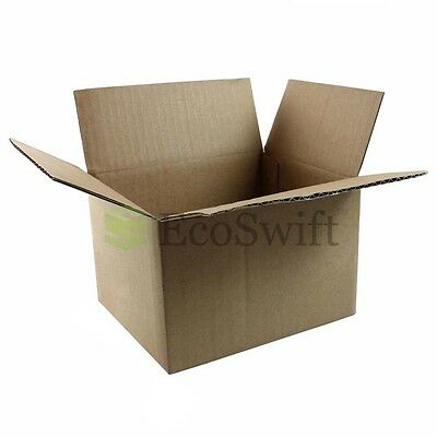 200 6x5x4 Cardboard Packing Mailing Moving Shipping Boxes Corrugated Box Cartons