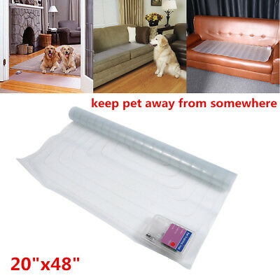 Safe Electronic Pet Training Dog Cat Barrier Repellent Shock Scat Mat Pad