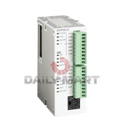 Delta New Dvp01lc-sl Plc 24-bit Resolution Load Cell Module