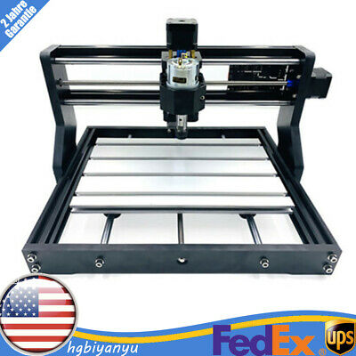 5500mw Laser Engraving Cutting Machine Cnc Diy Logo Mark Engraver Carving Grbl
