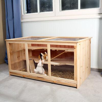 Kleintierkäfig Nagerkäfig Hamsterkäfig Mäusekäfig Villa Käfig Rattenkäfig Holz