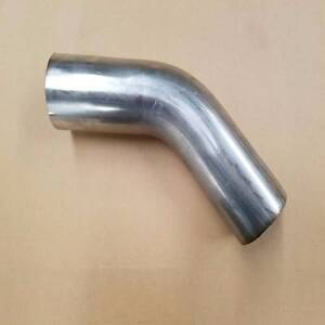 """T304 STAINLESS STEEL 3"""" 45 DEGREE BENDS-set of 10...CLOSING DOWN Moorabbin Kingston Area Preview"""