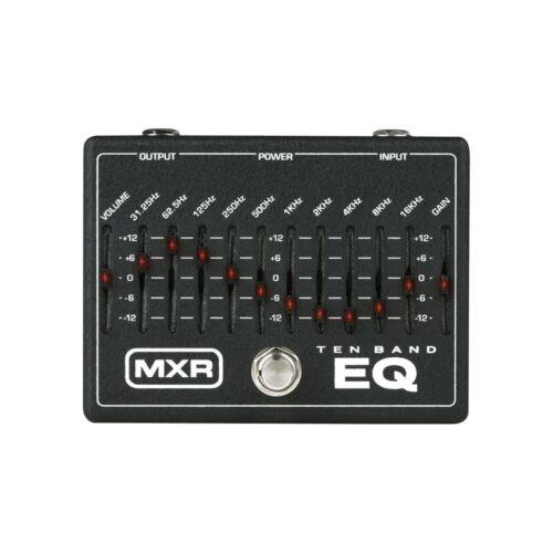 new mxr m108 10 band graphic equalizer eq guitar effects pedal uk stock ebay. Black Bedroom Furniture Sets. Home Design Ideas